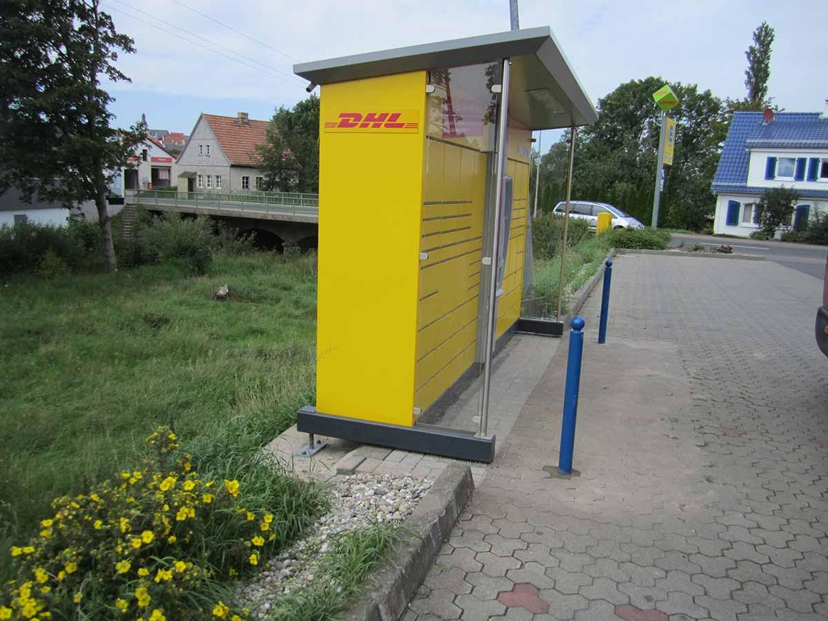 DHL-Paketstation